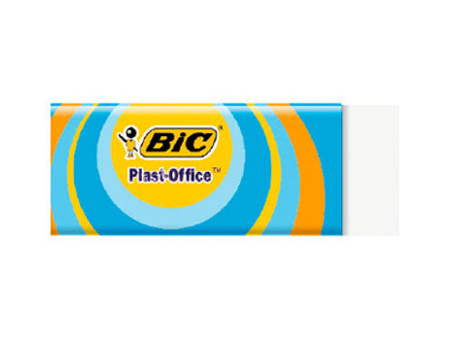 Gomme Blanche Bic