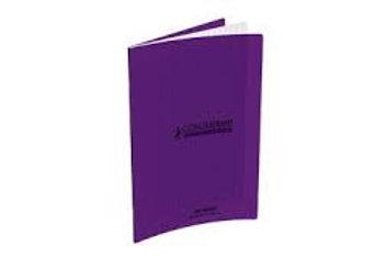 Cahier couverture polypropylène 210x297 A4