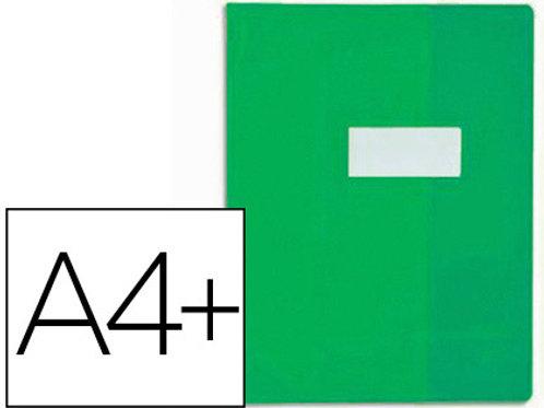 protege cahiers 24x32 vert