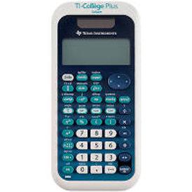 Calculatrice texas instruments scientifique ti-collège