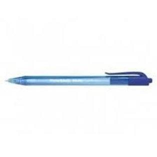 Stylo-bille paper mate inkjoy 100 écriture moyenne 0.5mm encre ultra douce résis