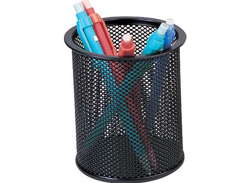 Pot à crayons maille