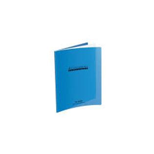 Cahier polypropylène A4+ 24x32cm 192p séyès