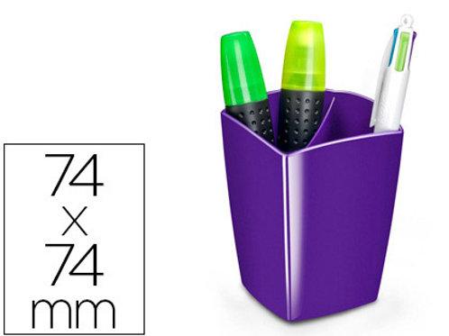 Pot à crayons 2 compartiments