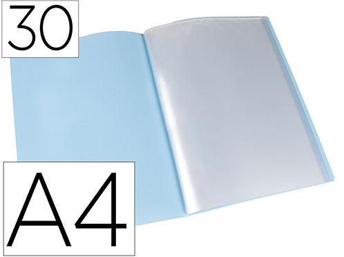 Protege-documents flexible 30 pochettes 60 vues