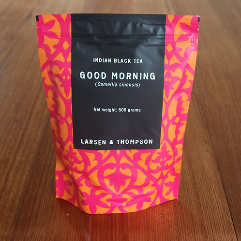 Indian Black Tea • Good Morning (500gm)