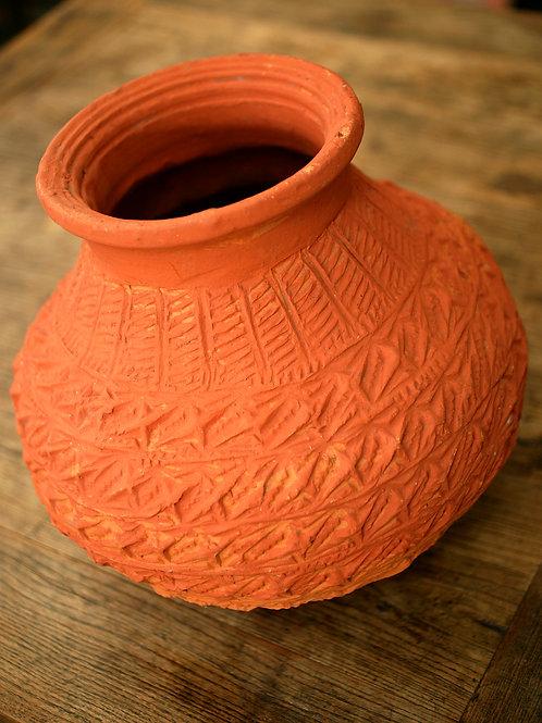 Burmese Earthenware Water Pot