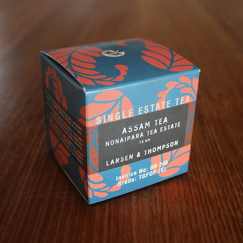 Single Estate Tea • Assam Tea • Nonaipara (75gm)