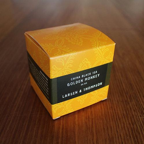 China Black Tea • Golden Monkey (50gm)