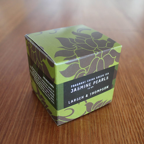 Fragrant China Green Tea • Jasmine Pearls (75gm)