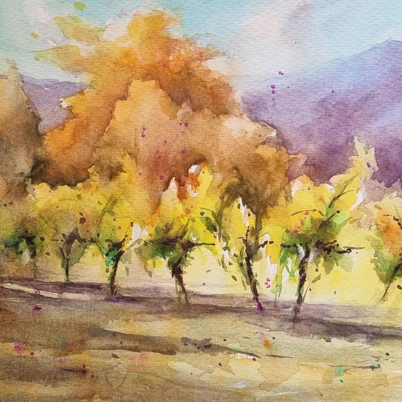 Dancing Vines