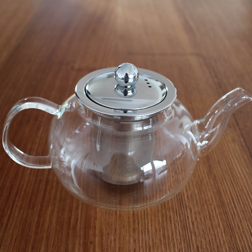 Classical Glass Teapot (800ml)