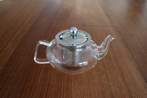 Classical Glass Teapot (450ml)