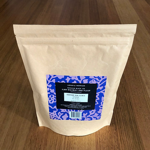 Nepalese Black Tea • Kanyam Tea Estate (250 gm)