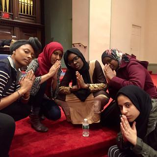 w. youth poet squad, Muslim Girls Making Change