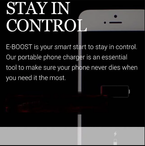 E-Boost Charge (iphone)