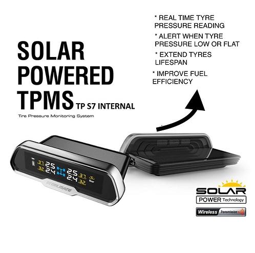 Steelmate TP-S7i internal Tire Pressure Monitor sensors