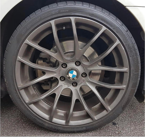 """Breyton Race GTS 20"""" with tyres for BMW 5-Series F10"""