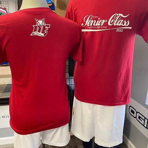 Dutch Fork High School Class of '22 Shirt