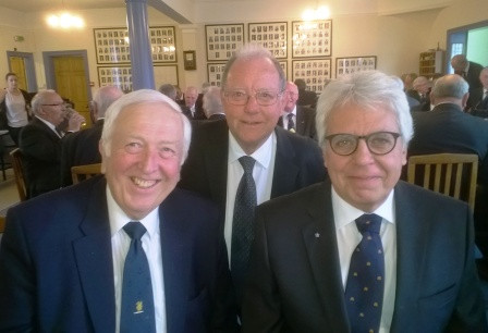 Queens College Taunton welcomes Claygate Master
