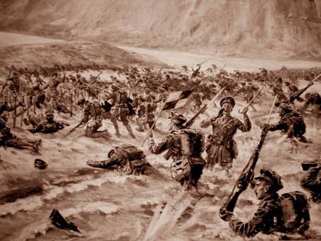 WHY DID SO MANY FREEMASONS WIN THE VICTORIA CROSS?