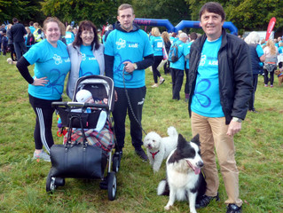 Memory Walk - pains Hill Park 8th October