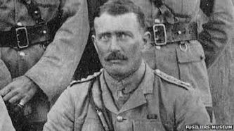 Major Cuthbert Bromley, one of the 'six before breakfast' heroes who won the VC and was a Freemason.