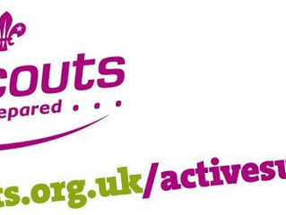 Continuing Support for 4th Tolworth Air Scouts