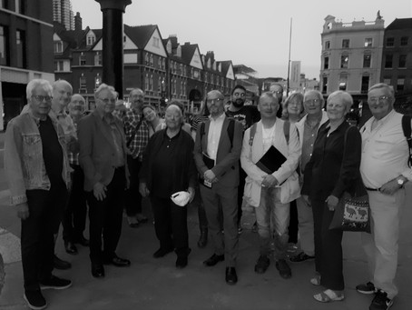 A ripping event - Jack the Ripper evening walk