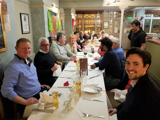 A 'Ferry' enjoyable Curry Night