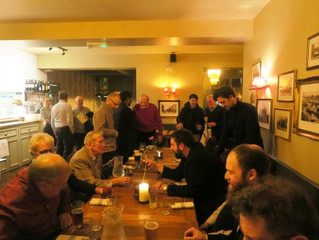 Claygate extends a warm welcome to 2018 New Year supper