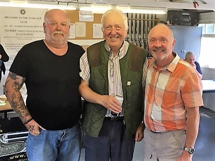 Claygate Stars at Star Shooting Ground