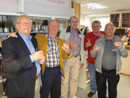 Meet the Brewer Evening - 13th May 2015