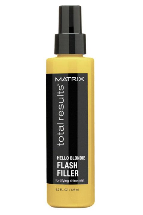 Matrix Total Results™ Hello Blondie Flash Filler