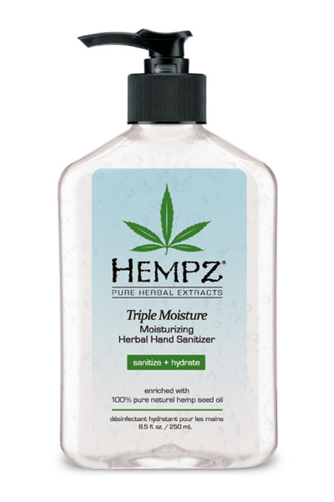 copy of Hempz Triple Moisture Moisturizing Herbal Hand Sanitizer17.oz