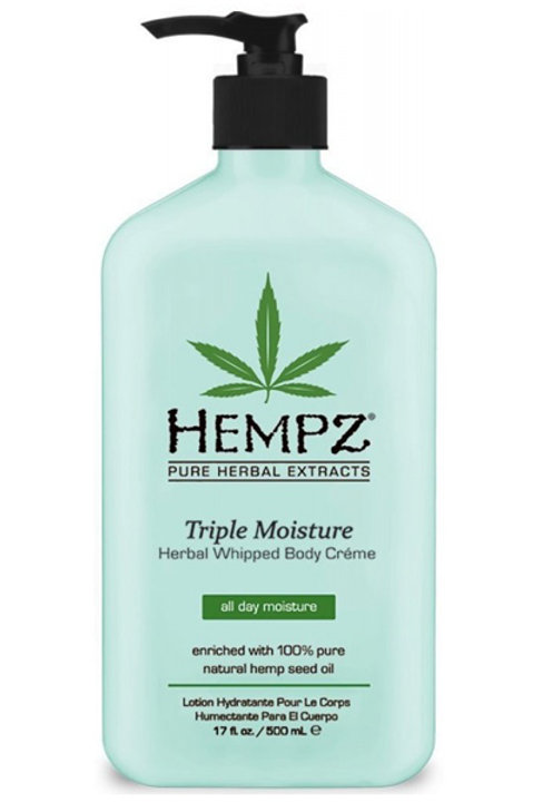 Hempz Triple Moisture Herbal Whipped Body Créme