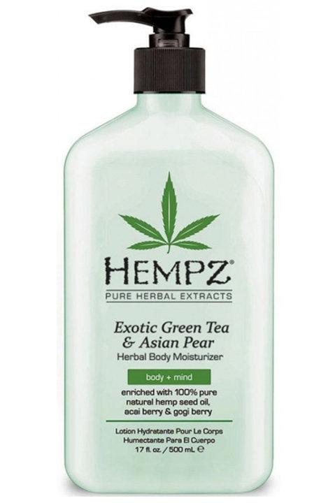 Hempz Exotic Green Tea & Asian Pear Herbal Body Moisturizer