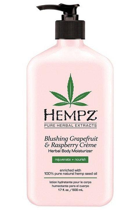 Hempz Blushing Grapefruit & Raspberry Crème Herbal Body Moisturizer