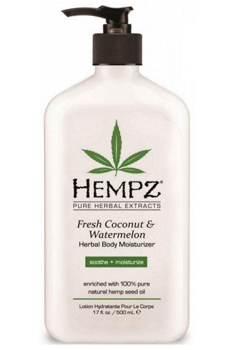 Hempz Fresh Coconut & Watermelon Herbal Body Moisturizer