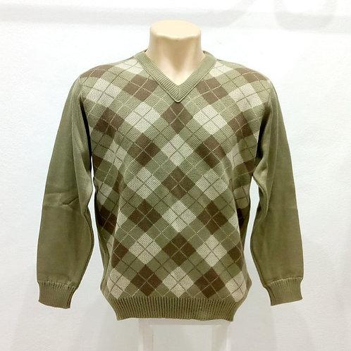 Blusa Xadrez (Tamanho M)