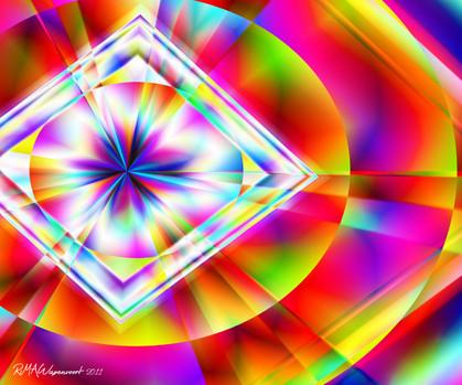 Robin Wagenvoort - Colour Vortex 3
