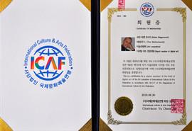 Certificate International Culture & Arts