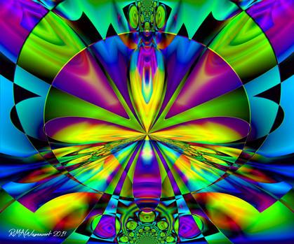 Robin Wagenvoort - Colour Vortex 22