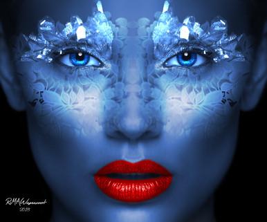 Ice Queen Face