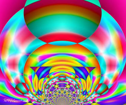 Robin Wagenvoort - Colour Vortex 21