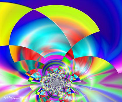Robin Wagenvoort - Colour Vortex 11