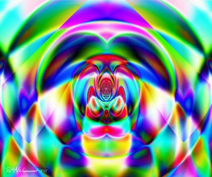 Robin Wagenvoort - Colour Vortex 10