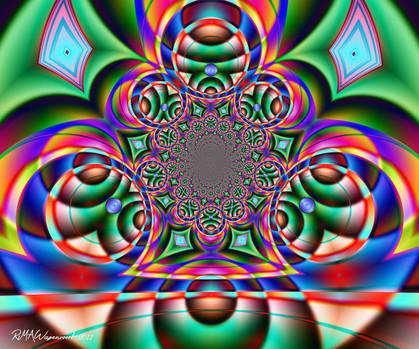 Robin Wagenvoort - Colour Vortex 2