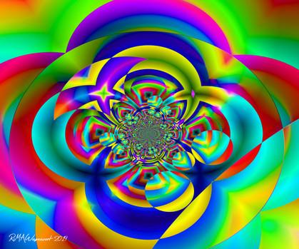 Robin Wagenvoort - Colour Vortex 18