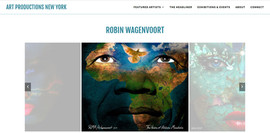 Robin Wagenvoort digital exhibition in New York USA